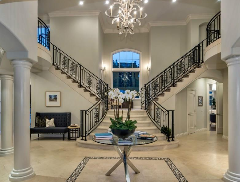A Stunning Estate Presenting Timeless Elegance And