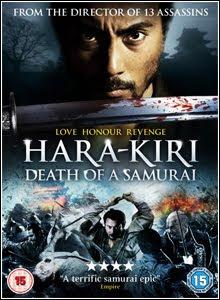 Assistir Hara-Kiri: Death of a Samurai Online Dublado