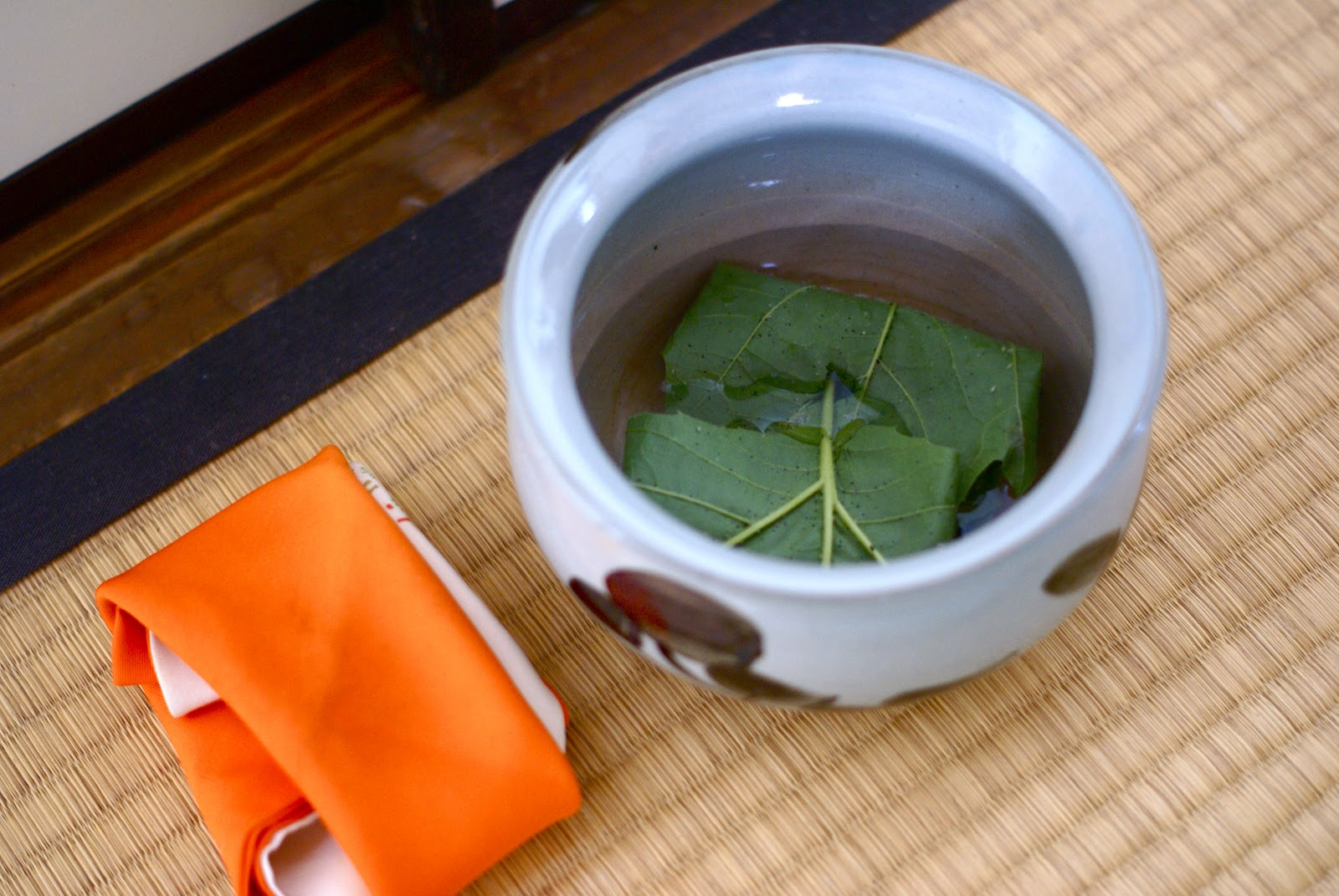 how to make tea from fresh mulberry leaf