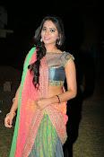 Manasa Glamorous Photos in Half saree-thumbnail-20