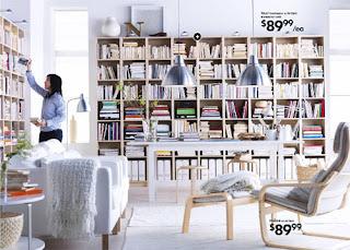 Ikea kitty 39 s secret ikea billy - Catalogo ikea librerie ...