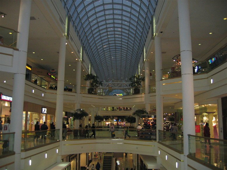 Shopping Center Galleria