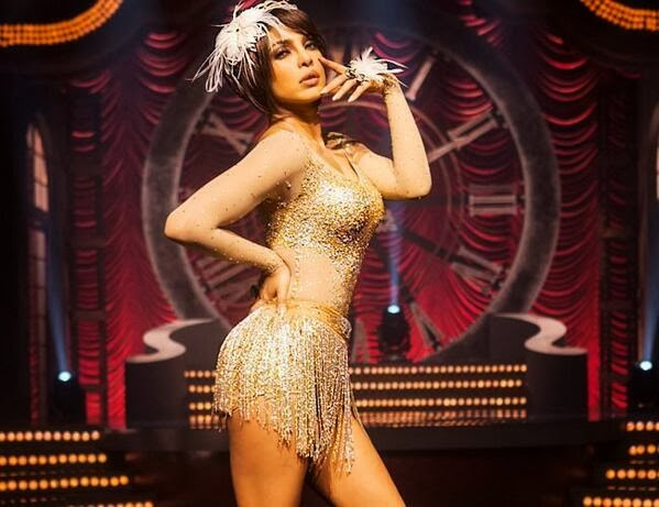 Priyanka Chopra's cabarey looks from Gunday