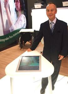 Tablet Desk
