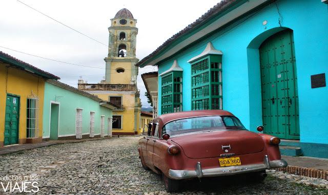 calles de trinidad cuba