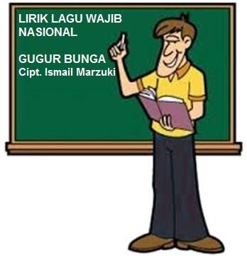 Lirik Lagu Nasional Gugur Bunga-http://www.ekaikhsanudin.net