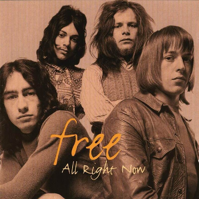 Copertina Free - All Right Now