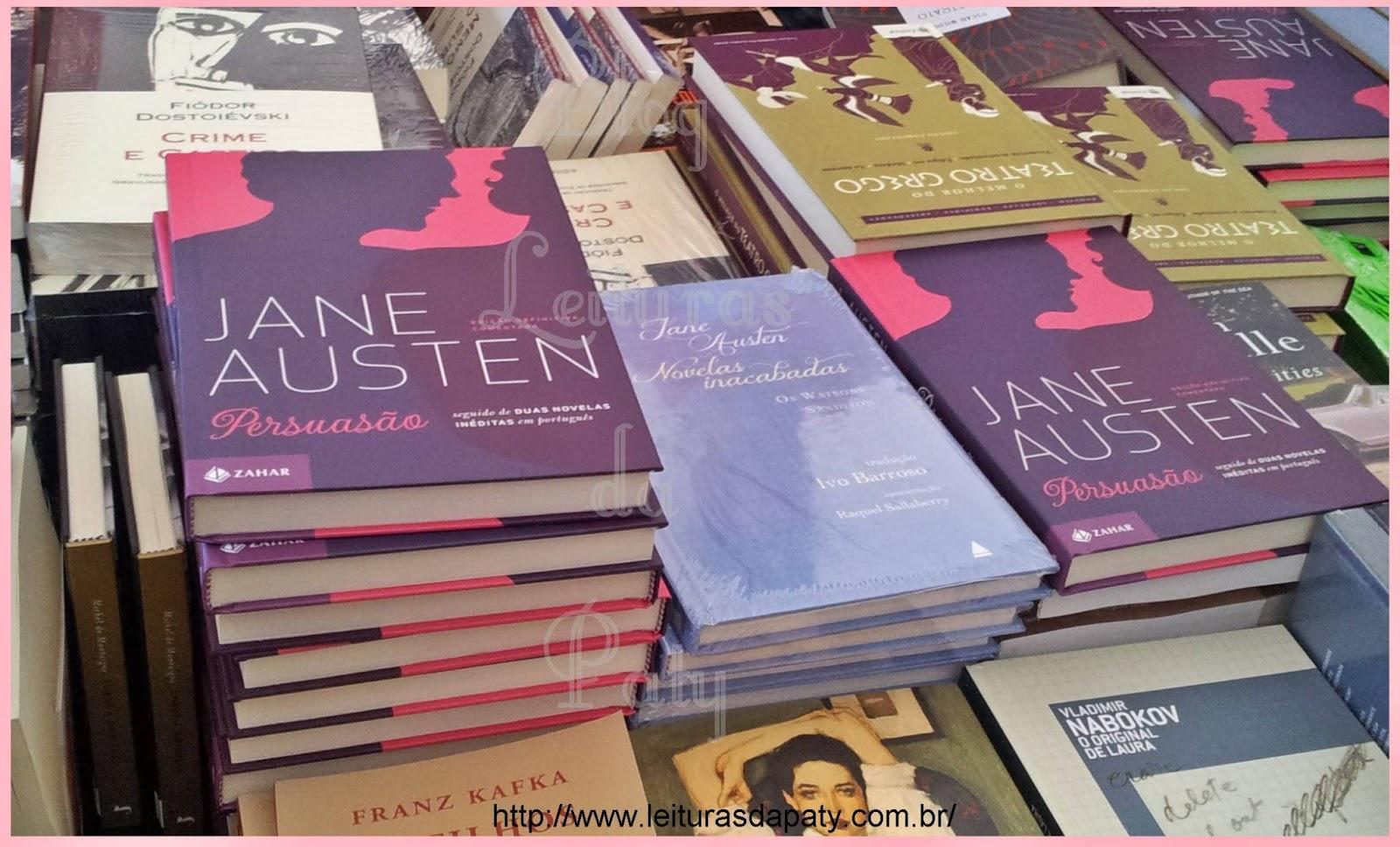 Flip 2013 - Paraty - Jane Austen - Blog Leituras da Paty