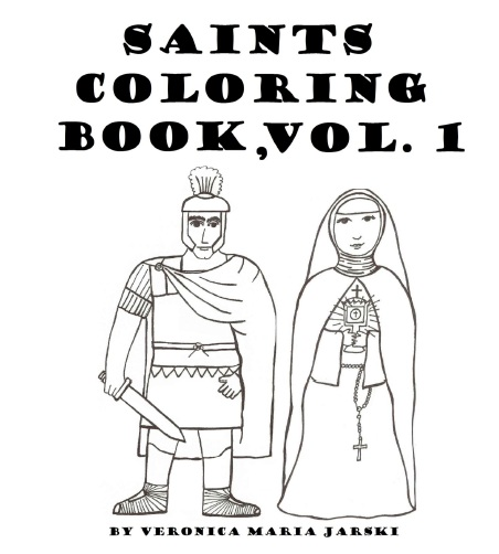 Image Result For Catholic Saints Coloring