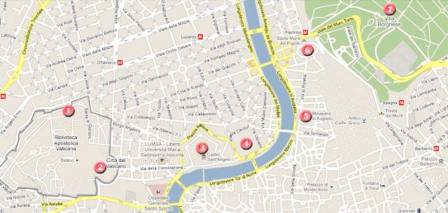 ruta-visita-Roma-dia-1