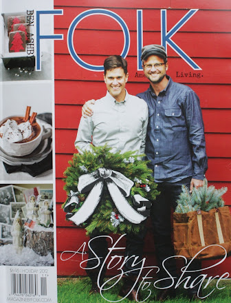published FOLK holiday 2012
