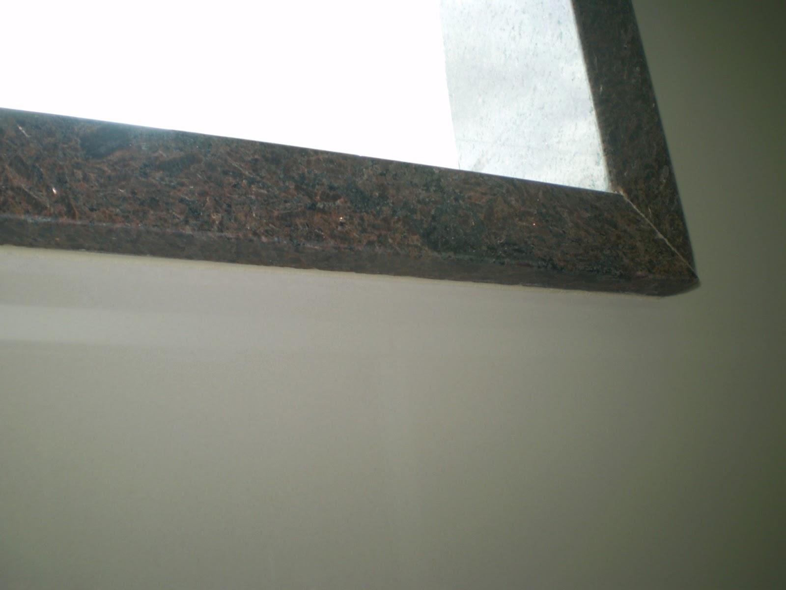 Olhem como dá um acabamento perfeito na beiradinha da janela. E não  #516C7A 1600x1200 Acabamento Janela Banheiro