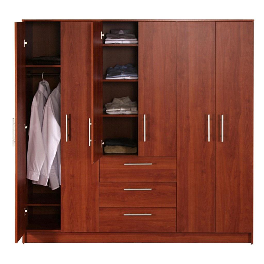 Dise os de closet de madera imagui for Medidas para closets de madera