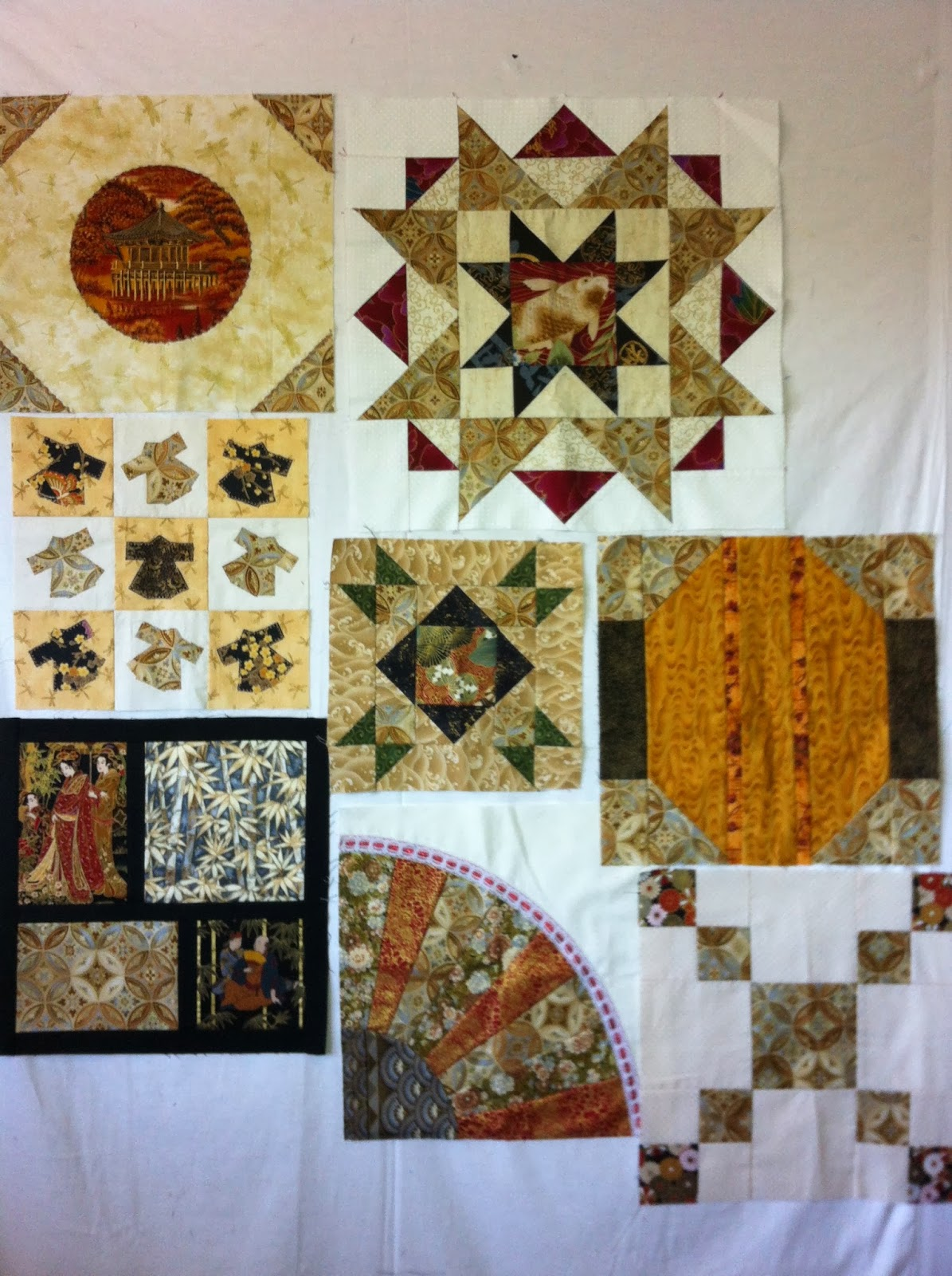 Quilt Guild Exchange Ideas : Magpie Quilts: Guild Tinners Exchange Update