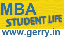 My MBA Blog: www.Gerry.in