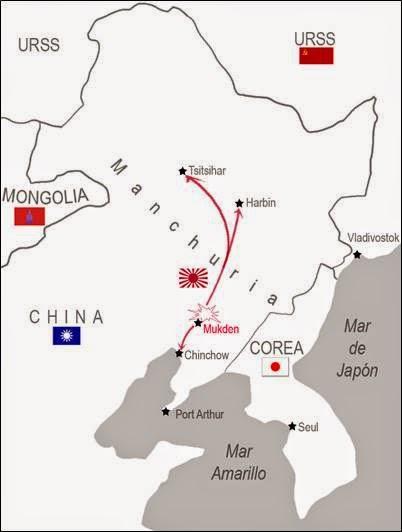 a partir del incidente manchuriano la influencia de los militares en el gobierno japons se hizo indetenible esto en un marco donde los asesinatos