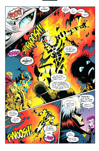 Age of Apocalypse Sunfire