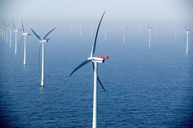 weird, strange, world, Denmark, renewable, energy, wind, turbines, electric, power