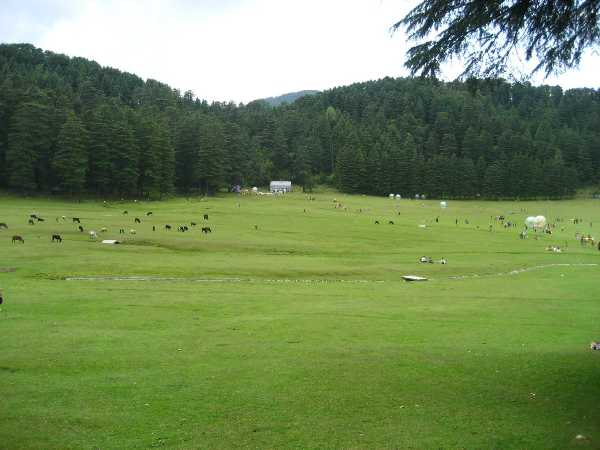 Khajjiar - A Beautiful Hill Station in Indian State of Himachal Pradesh