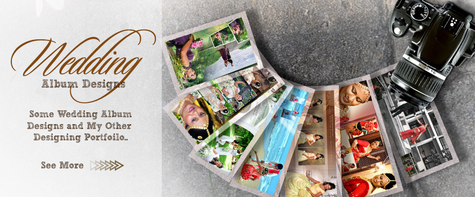 Latest Wedding Album Designs