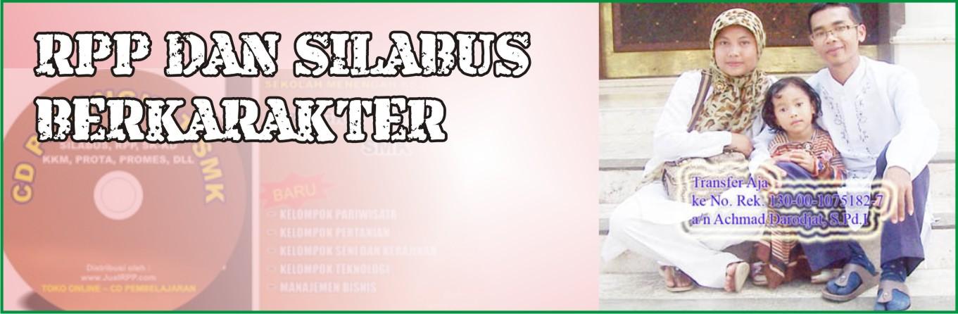 RPP DAN SILABUS BERKARAKTER