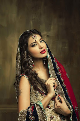 Ammar Shahid Pakistani Wedding Bridal Collection 2013
