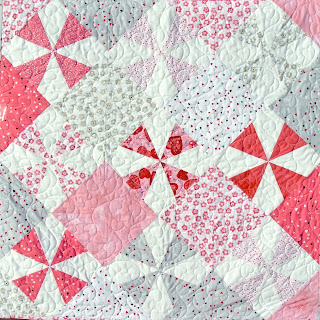 meags and me Kiss Me Quilt Pattern
