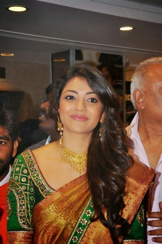 Singham Fame Heroine Kajal Agarwal Latest Unseen Cute Wallpapers