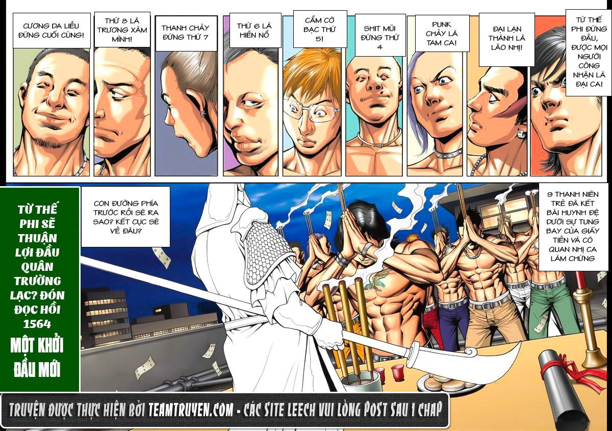Người Trong Giang Hồ Chap 1563 - Next Chap 1564