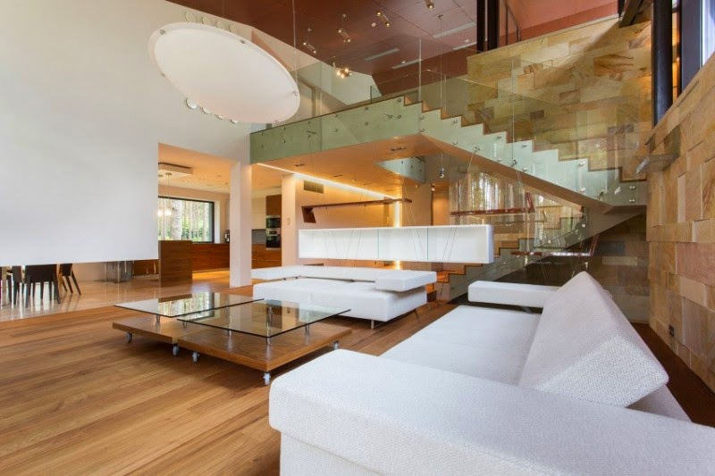 hogares frescos moderna casa de campo fl gel en tallin