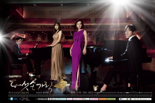 Thiên Tài Bạc Phân - Five Fingers SBS 2012