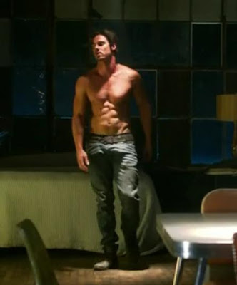 beauty and the beast shirtless