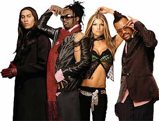 Black Eyed Peas The Coming Lyrics