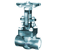 Forged Steel Gate Valve Manufacturer,   Forged Steel Gate Valve Exporter