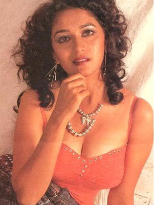 Madhuri Dixit Hot Boobs nude Madhuri Dixit exposes her brest Madhuri Hottest ...