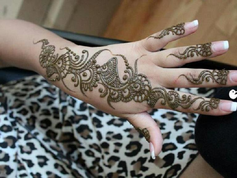 Bridal Mehndi Designs: Beautiful Mehndi Design Pictures Wallpapers Free Download