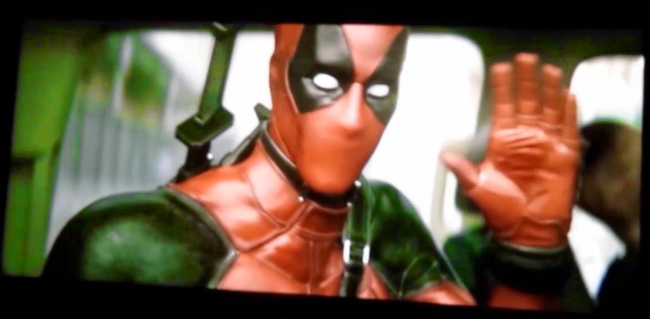 Vaza filmagem teste em CGI para filme solo do Deadpool com Ryan Reynolds
