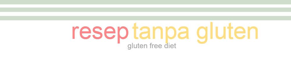 resep bebas gluten