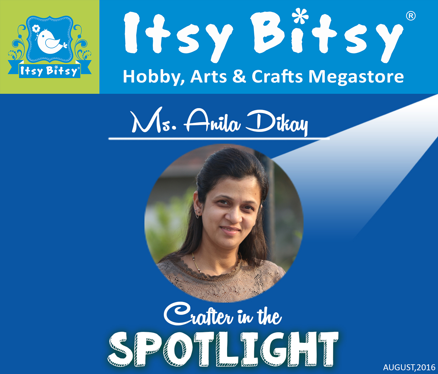 Crafter in spotlight!