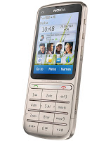 Nokia C3 Touch and Type photo