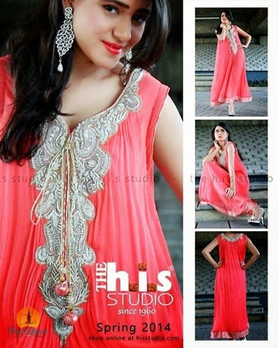 Chiffon Eid Dress Collection