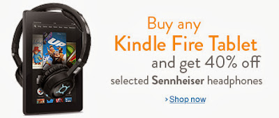 Buy Kindle Fire Tablet get Great Offer