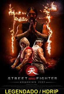 Assistir Street Fighter Punho do Assassino Legendado