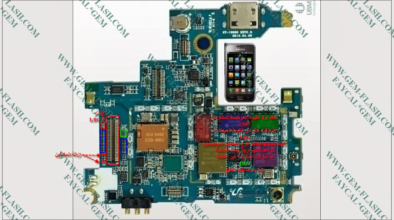 Samsung Galaxy S i9000 White Screen Solution