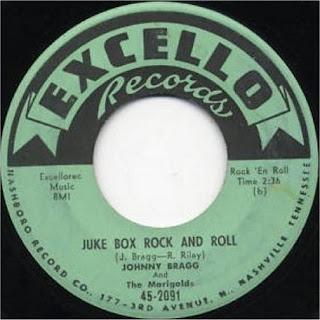 Various - Rockin' Juke Box - 1962