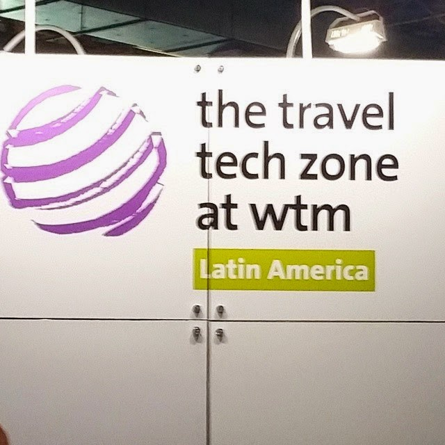 The Travel Tech Zone at WTM Latin America