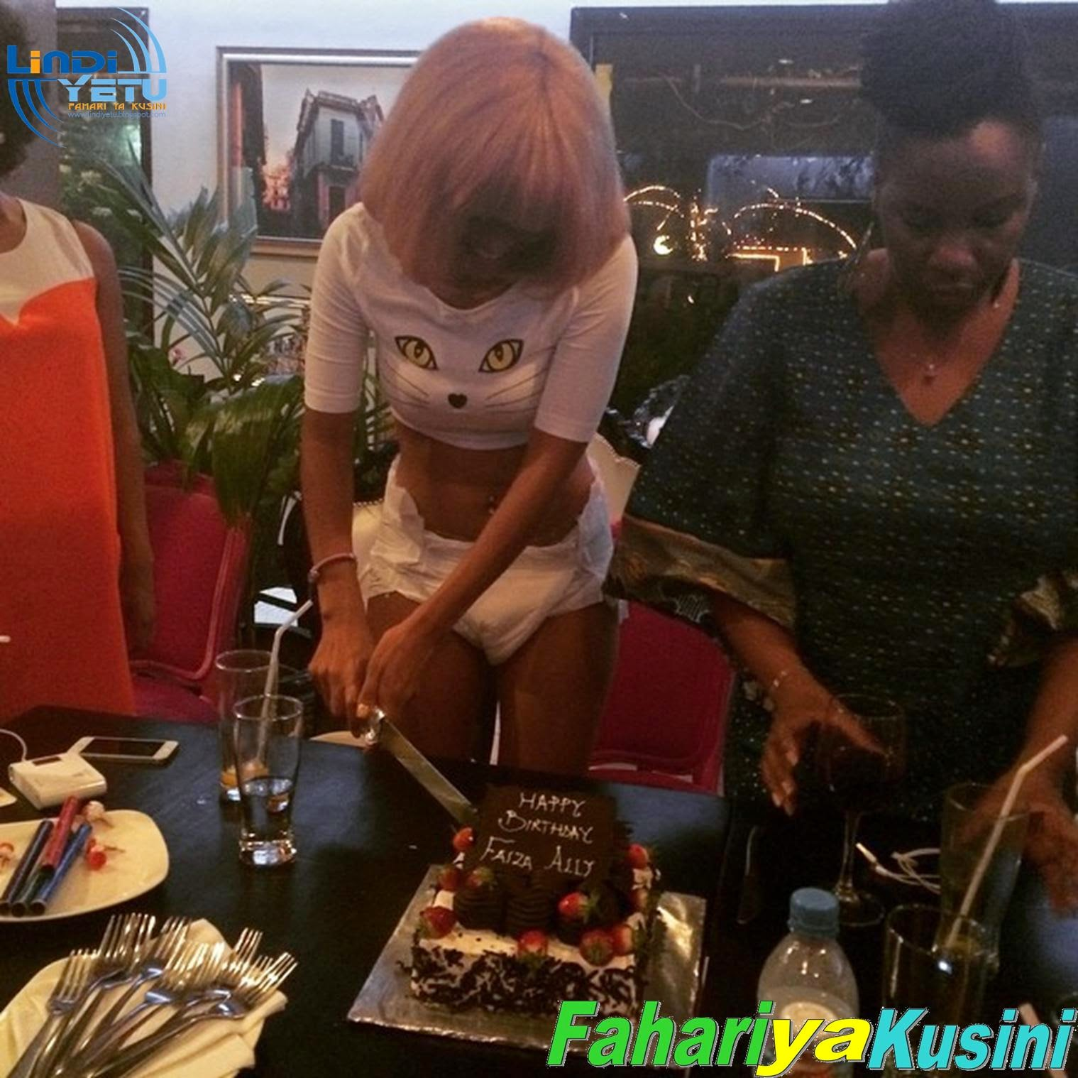 Faiza Ally Birthday