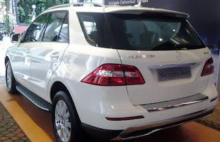 Spesifikasi dan Harga Mobil Mercedese-Benz ML 250 CDI