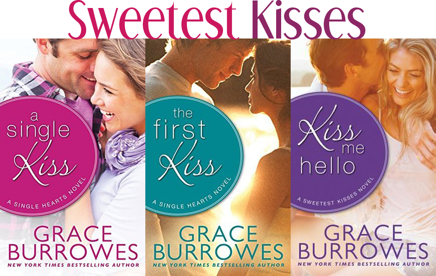 https://www.goodreads.com/series/126307-sweetest-kisses