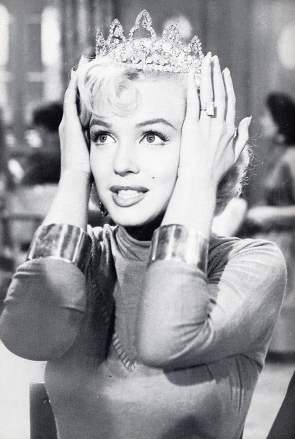 Hsh Princess Marilyn Of Monaco A Near Miss Of Art Imitating Life